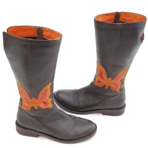 GEOX 🦋 boots size 4 / EUR 36